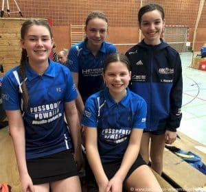 Badminton Hannover Training