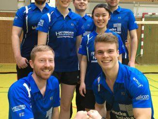 Badminton Training Hannover Landesliga