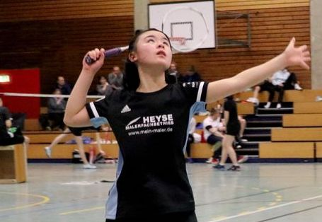 Shu Ota gewinnt DBV - C-Rangliste in Bemerode
