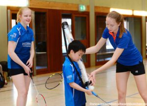 Badminton Hannover Trainer Training