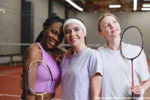 Badminton Hobby Probetraining