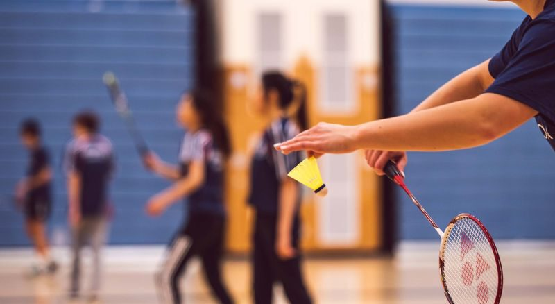 Badminton Probetraining Schnuppertraining