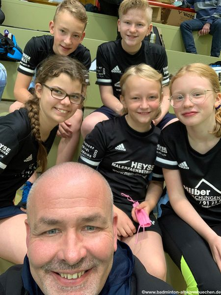 Badminton Hannover Landesmeisteschaft Schüler