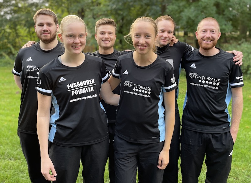 Badminton Hannover Training Landesliga