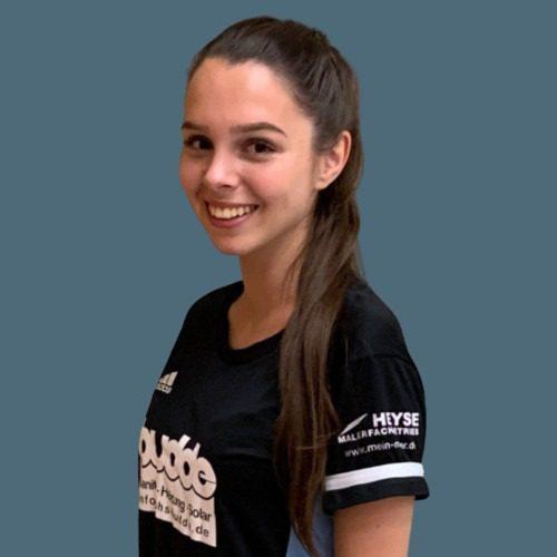 Finnja Neubert Badminton Hannover Training