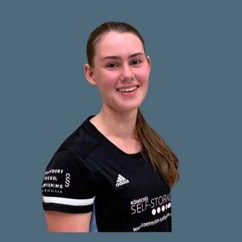 Iris Kook Badminton Hannover Training